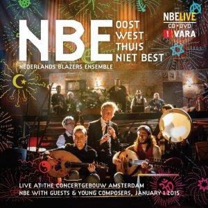 NBElive 0036 Oost West Thuis Niet Best - CDhoes