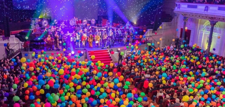 Nieuwjaarsconcerten op YouTube