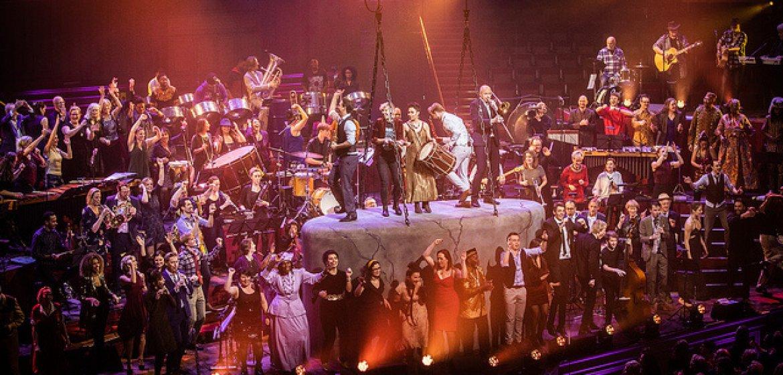 1 januari 18.55 NPO2: Het Nieuwjaarsconcert 2020