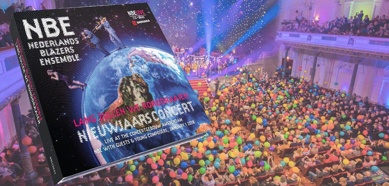 Nieuwjaarsconcert 2018 op CD en DVD