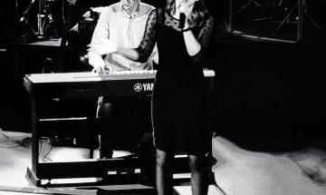 Laura Eisenga en Max Dorst