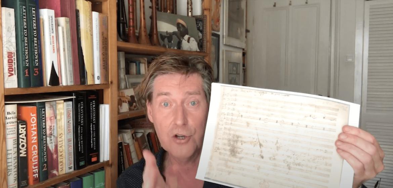Bart vertelt: Ludwig van Beethoven