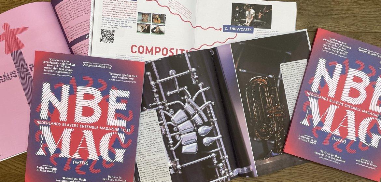 Net uit: NBE-Magazine!