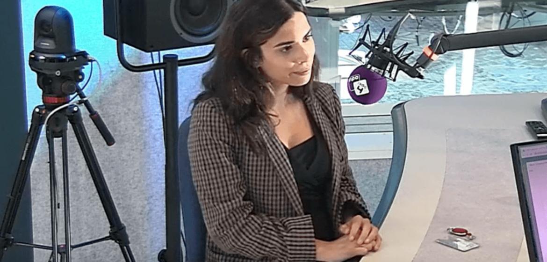 Componist Karmit Fadael vertelt over de Compositiewedstrijd op NPO Radio 4